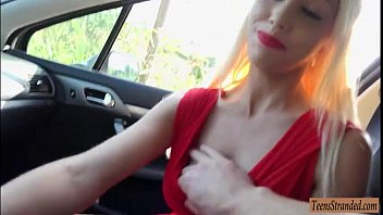 public on cumming in strangers With no panties
