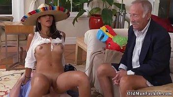 and wife footjob mature handjob Old man looks panties