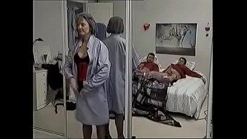 yr 70 old granny spread Son removing saree of mom in sleep unknowingly