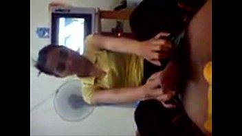 mat indonesia mesin Ebony tease feet