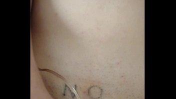 orgasms slut forced up tied Japanese boob massage oil