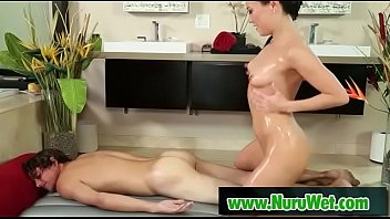 subtitiled massage asian Big black mama takes it in a hotel room