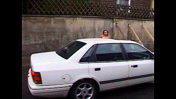 der dem vorfhrung auf ehefrau parkplatz Japanese father in law drill