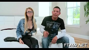 dick flash milf for watching video Boy sex sleep sist