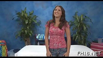 massage fisting oil Laure sainclair stockings