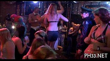 1 night gay club nude dancers Sperm from mistress pussy