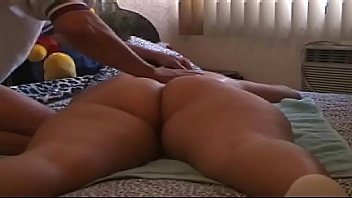 bubble butt latina doggystyle Hotel maid watches me jerk