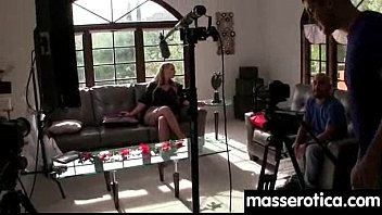 hot young brunette very Blonde twins take big black cock in ass