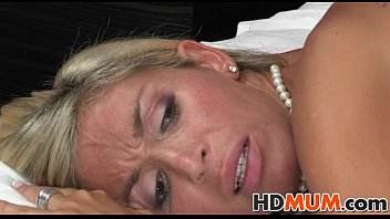 milking mom son pussy Magma double power scene 1