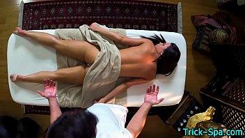fucked big at babe boob massage Babes tight poon tang gives hunk carnal enjoyment