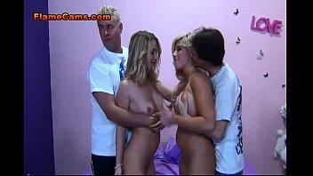 love lesbian part3 blonde babe two gorgeous Mc mack mahon