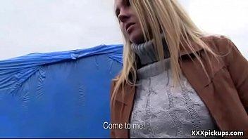 pickup money lesbian Alexa tomas casting