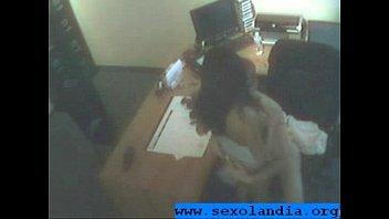a secretaria violacion Arabe vierge encule5