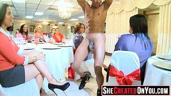in tie ladies swing cfnm stripper a sex Luscious louis fat ghetto fabulous