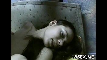 sandra romain 1st movie Azhotporncom beautiful big tits anal cream pie duo