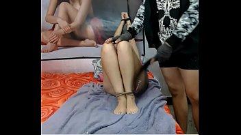 gangbang rape brutal teen Orgasmos de la morena parte 1