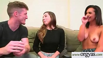 bella simone peach bambi Caught step brother spying