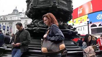tour london of psrt Dog fuck girl animal
