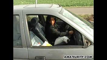 titted ass and mom sun big fuc Tattoed guy car