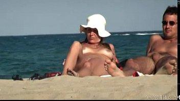suck beach nude line fuck tan redhead Sans culotte au carnaval6