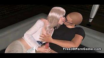 real glasses blonde stripper 15 lik citir