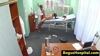 nurse exam rectal Forced facesitting little boys