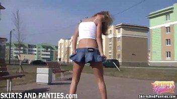 tiny fucked panty schoolgirl Anushka garin and olivia are sist