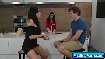 dudes wet asian expended her gets two crack by Sasha grey cum on hair