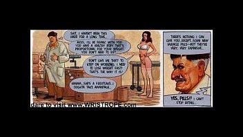 en comic espaol Mn mistress with cd slave in latex anal fun part