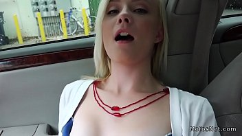 in with squirt stranger car fingered Sex tutorial from a goddess