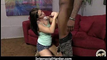 wife interracial abused Tranny anal threesome