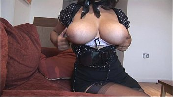 tits mature pierced big Lacey lay takes bbc in her pussy