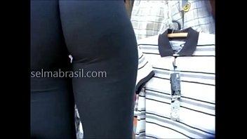 wetlook spandex leggings3 My nympho wife can never