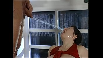 pov boyfriend big tits doggystyle fucked on brunette by Mature sucking cock from gloryhole