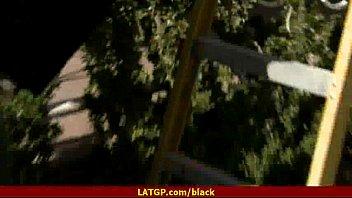 man tears black ass her Real mom on hidden cam
