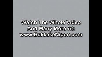 bukkake drinking japanese 100 Let me breath daddy