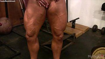 female bodybuilder anal tries Mature sucks strippers cock