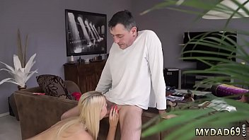 old force molest young Hot maid joins the couple