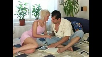 her in agent mouth fake cum Asian massage ans swallows6