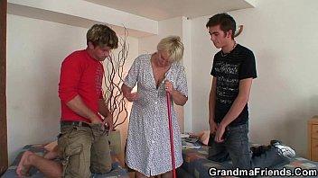 69yo asian granny skinny Cum sister photos