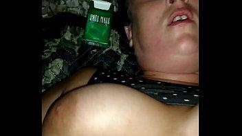 russian aunt drunk Glory hole skinny wife