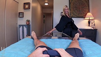 pov humiliation forced Son fucks mom while ahowering