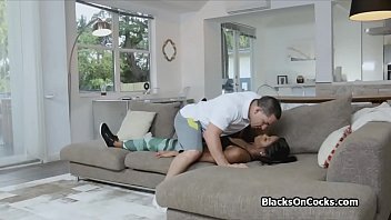 dominates master wife black white Italian mature woman forced home two guys