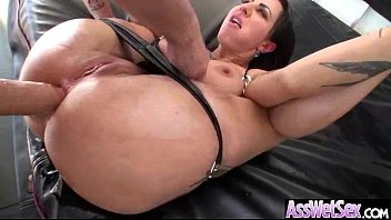 oiled huge threesome big Subtle special massage with great handjob milking under the table