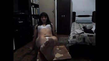 feet footjob kiss woman Teen cam vibrator squirt