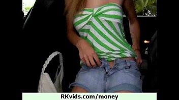 carte la al money talks Slipped the condom off cream pie