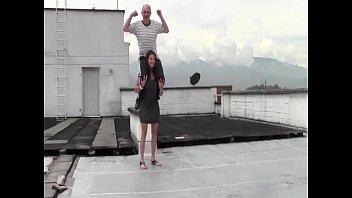women carry skinny lift Friends wife caught teasing on hidden cam