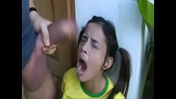 daughter tiny small very D video 615