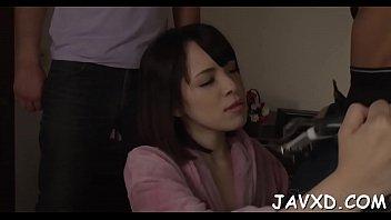 girl virgin massage japanese Emma starr and asian guy