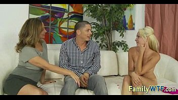and father inzest daughter Babe receives a fingering before wild fucking
